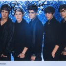 SUPERB ONE DIRECTION SIGNED PHOTO + COA!!!