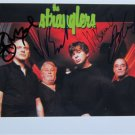 SUPERB STRANGLERS SIGNED PHOTO + COA!!!
