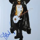 SUPERB STEVIE VAI SIGNED PHOTO + COA!!!
