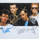 SUPERB BAUHAUS SIGNED PHOTO + COA!!!