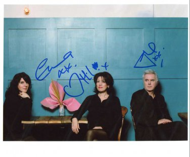 SUPERB LUSH SIGNED PHOTO + COA!!!