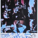 SUPERB HAWKWIND SIGNED PHOTO + COA!!!