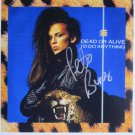 SUPERB PETE BURNS SIGNED PHOTO + COA!!!