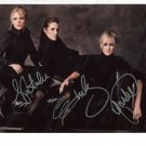 SUPERB DIXIE CHICKS SIGNED PHOTO + COA!!!