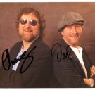SUPERB CHAS AND DAVE SIGNED PHOTO + COA!!!