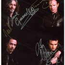 SUPERB WET WET WET SIGNED PHOTO + COA!!!