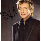 SUPERB BARRY MANILOW SIGNED PHOTO + COA!!!