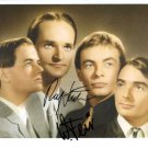 SUPERB KRAFTWERK SIGNED PHOTO + COA!!!