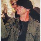 SUPERB STING SIGNED PHOTO + COA!!!