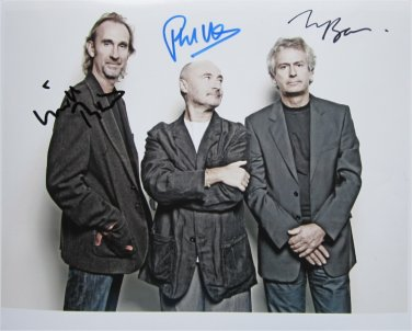SUPERB GENESIS SIGNED PHOTO + COA!!!