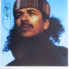 SUPERB CARLOS SANTANA SIGNED PHOTO + COA!!!
