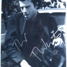 SUPERB TOM WAITS SIGNED PHOTO + COA!!!