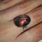 Tell Tale Heart Poe ring