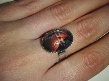 Tell Tale Heart Poe ring