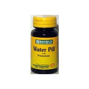 Good And Natural Water Pill With Potassium