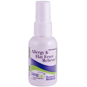 King Bio Allergy & Hay Fever Reliever