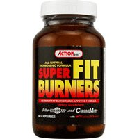 Action Labs Super Fit Burners - 60 cap