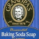 Grandpa's Baking Soda Soap - 3.25 oz