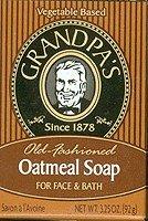 Grandpa's Oatmeal Soap - 3.25 oz