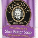 Grandpa's Shea Butter Soap - 3.25oz