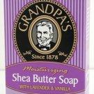 Grandpa's Shea Butter Soap - 3.25oz