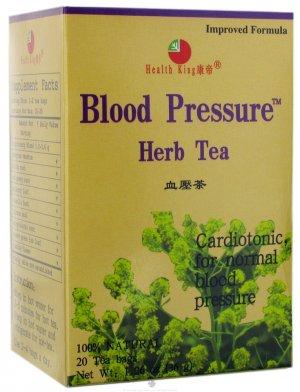 Health King Blood Pressure Tea - 20bag