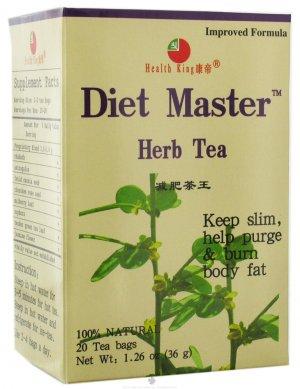 Health King Diet Master - 20 bag