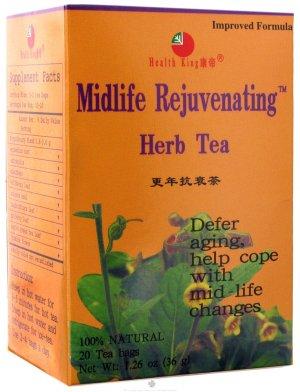Health King Midlife Rejuvenating - 20 bag