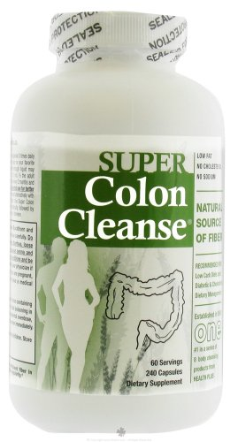 Health Plus Super Colon Cleanse - 240 cap