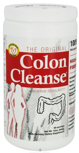 Health Plus Original Colon Cleanse Powder - 12oz