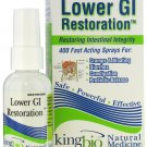 King Bio Lower GI Formula - 2oz