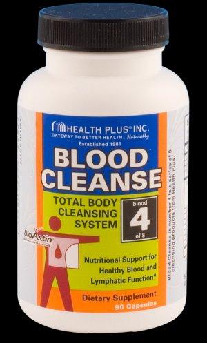 Health Plus Blood Cleanse - 90cap