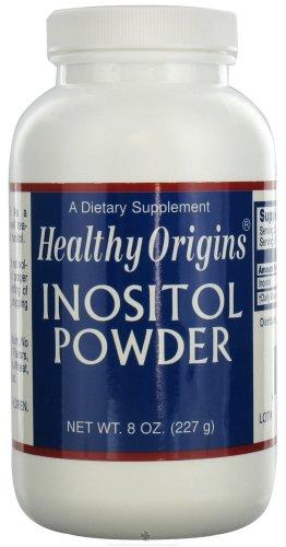 Healthy Origins Inostitol Powder - 8oz