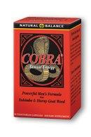 Natural Balance Cobra Formula - 30 Caps