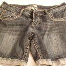 H2J jean shorts juniors size 13/14