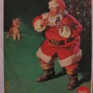 Coca-Cola Santa 1961 Authentic Print Ad