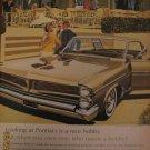 Pontiac Bonneville 1962 Authentic Print Ad