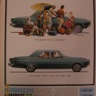 Dodge Dart  1962 Authentic Print Ad