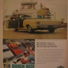 Chevorlet Chevelle 1967 Authentic Print Ad