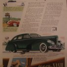 Nash 1939 Authentic Print Ad