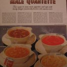 Campbell's Soup 1939 Authentic Print Ad
