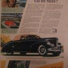 Nash 1938 Authentic Print Ad