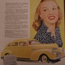 Chrysler Royal 1939 Authentic Print Ad