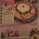 Hellmann's Mayonnaise 1938 Authentic Print Ad