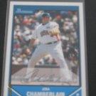 2007 Bowman  #BDPP71 Joba Chamberlain NM/MT