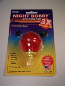 red night time fishing bobber light up led bobby float ice fishing, Reel Combo