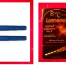 Red Lumenok Lumenoks Bowfishing Arrow Light Adapter Kit