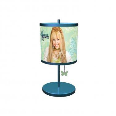 Hannah Montana 3D Lenticular Bedside Table Desk Dresser Trendy Light Lamp