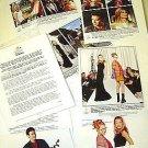 JUSTIN TIMBERLAKE Model Behavior PHOTO Press Kit BURROW
