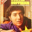 DUSTIN HOFFMAN Color Photo  POSTER Magazine SPAIN 1970s